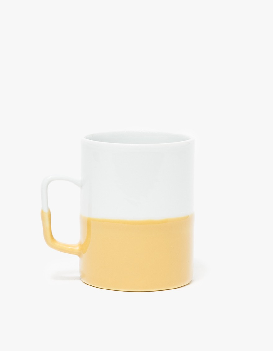 Dip Mug in Yellow