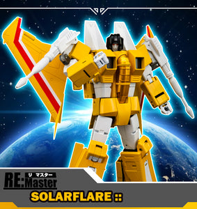 RE:MASTER SERIES MTRM-CF01 SOLARFLARE