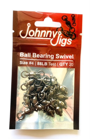 20-Pack Ball Bearing Swivel