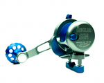 Seigler Small Game Narrow Jigging Reel, X Long Handle