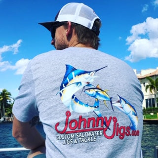 JohnnyJigs T-shirt