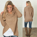Sweater for comfortable trips and parties with friends.