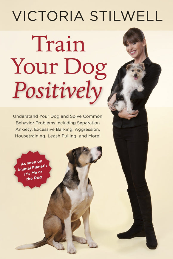 How to Train Your Dog Positively, WooforWuff