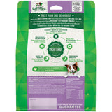 Greenies Blueberry Dental Chews Petite, WooforWuff
