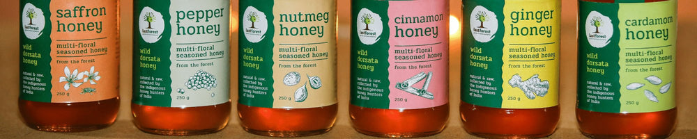 Flavored and Infused Honey