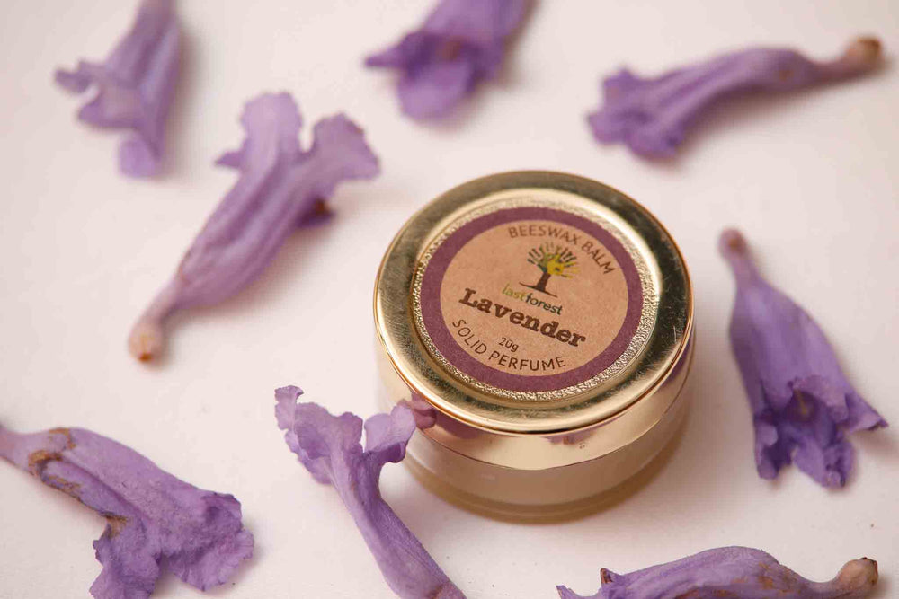 Lavender - Solid Perfume