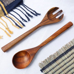 Serving Spoon and Serving Fork Set