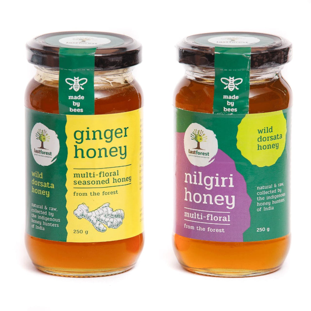 Sweet & Spice Honey Combo