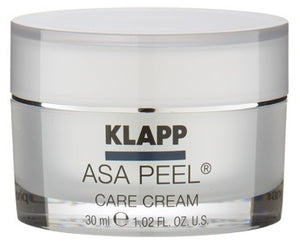 Крем ночной с AHA кислотами (ASA PEEL Care Cream)