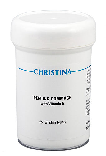 Пилинг-гоммаж с витамином Е Peeling Gommage with Vitamin Е