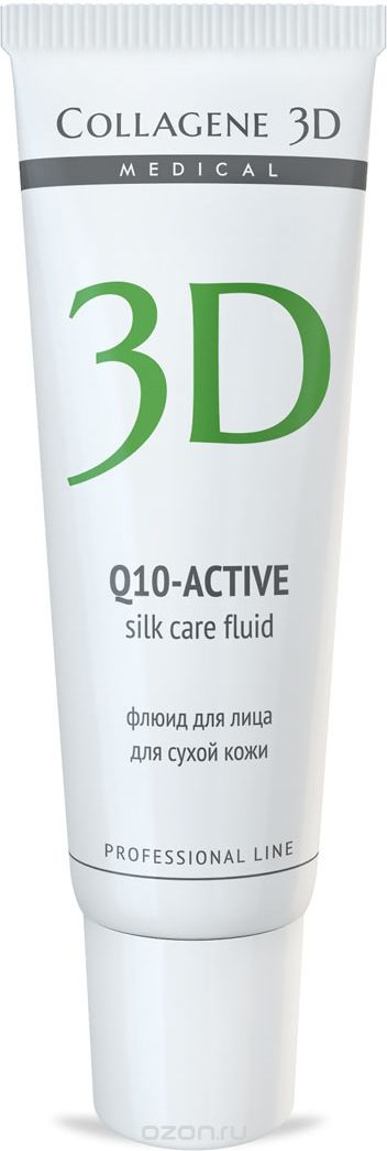 Флюид Q10-active Silk Care Проф.