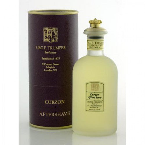 Лосьон после бритья Курзон (Curzon aftershave in a glass bottle)