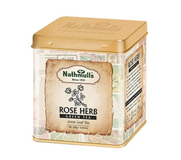 Rose herb Green Tea