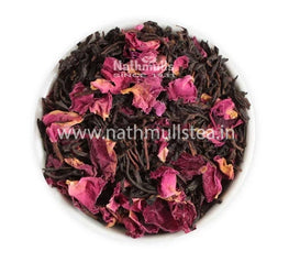 Rose Blossom Black Tea 125 GM