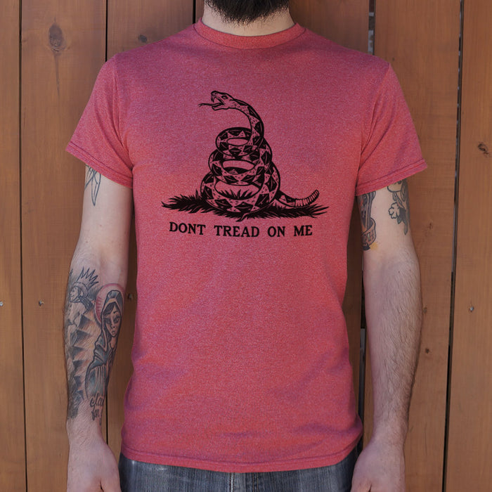 Mens Don't Tread On Me T-Shirt