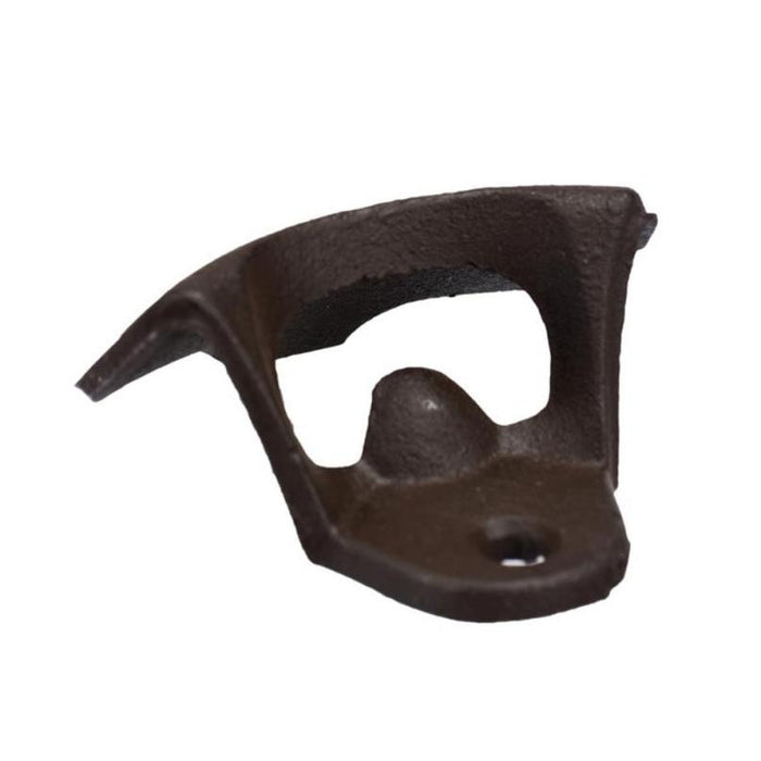 10pcs Rustic Cast Iron OPEN HERE Wall Mounted Beer Bottle Opener