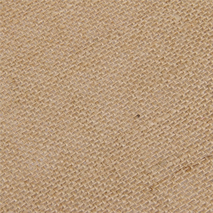 10pcs Hessian Burlap Coasters Table Mats Place Mats Rustic Wedding Table Decoration