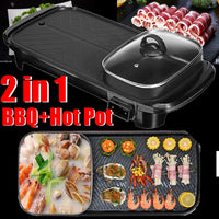 2-in-1 Samgyupsal Grill Set