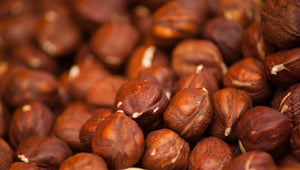 Raw Hazelnut