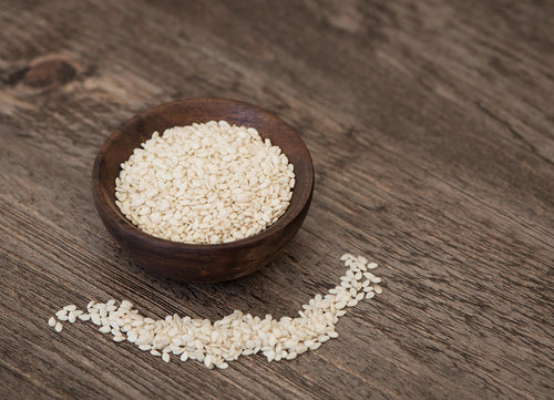 Raw Sesame Seeds