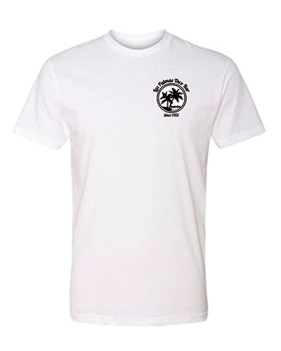 Unisex White Short Sleeve T-Shirt