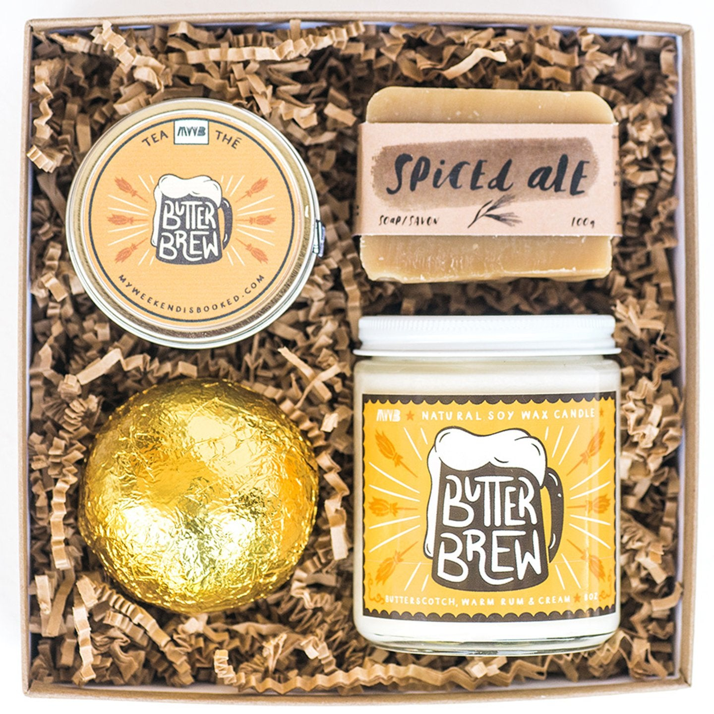 butterbeer curated gift box gifts for beer lovers my weekend is booked client gift ideas