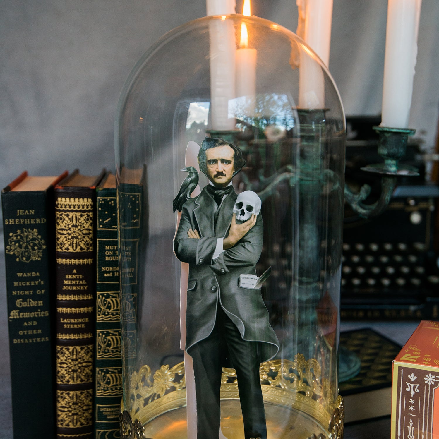 Edgar Allan Poe Unique Gifts For Book Lover My Weekend is Booked