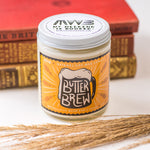 Book-lover-candle-natural-premium-soy-candle-harry-potter-gift-butterbeer-butter-beer-candle