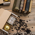 books and coffee gift box a book lover gift and coffee lover gift and harry potter fan gift also a budget gift option gifts under $25