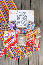Build Your Own Chocolate and Candy Care Package