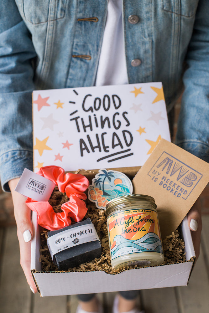 Good Things Ahead Gift Box