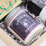 Harry-potter-gift-potions-magic-severus-snape-book-lover-natural-premium-soy-candle
