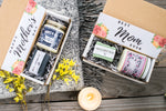 Custom Soap and Candle Gift Box
