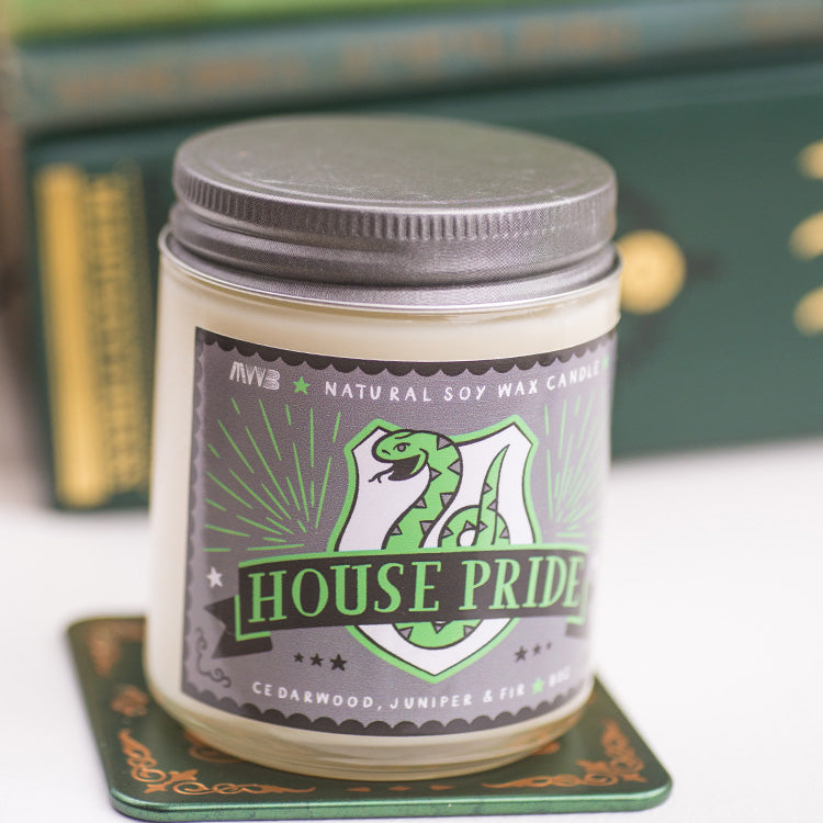 natural-premium-soy-candle-book-lover-candle-harry-potter-candle-slytherin-gift-harry-potter-gift