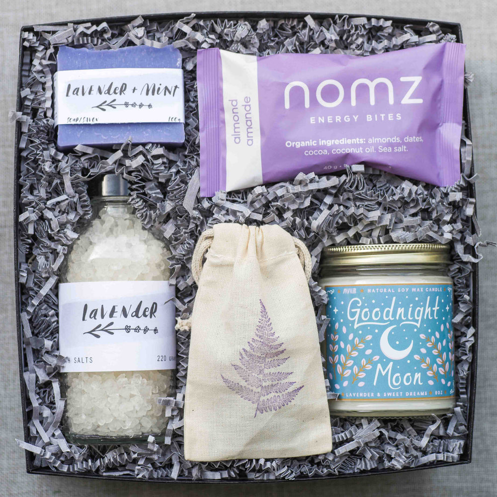 wellness gift spa gift box corporate gift for her