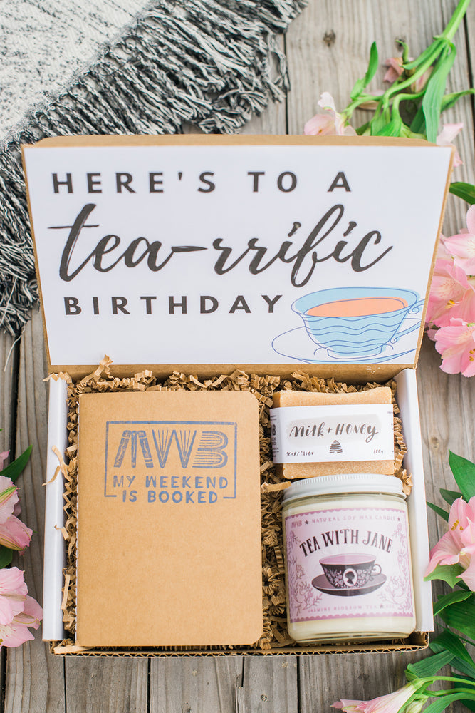 Jane Austen Birthday Gift Box