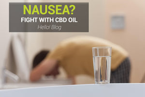 Can CBD Oil Help With Nausea?