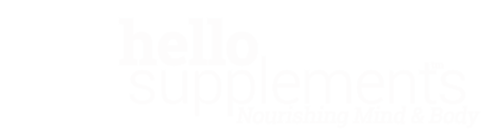 Hello Supplements CBD Oil Logo