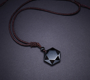 Natural Energy Obsidian Stone