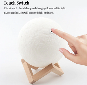 Smart Lamp 'To The Moon'