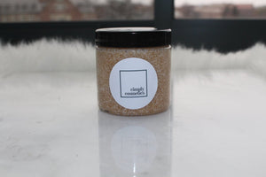 Turbinado Sugar Scrub