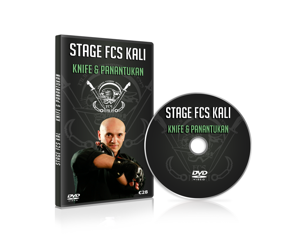 Stage FCS Kali - Knife and Panantukan - Accademia Tao