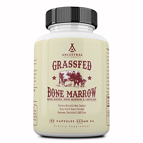 Ancestral Supplements: NZ Grass-Fed Bone Marrow (Marrow, Cartilage & Collagen)