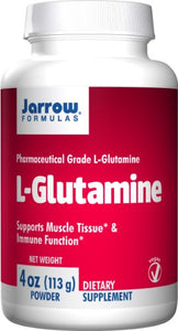 L-Glutamine, Supports Muscle Tissue & Immune Function
