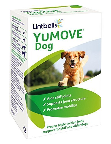 YuMOVE - Joint Supplement for Stiff and Older Dogs, 60 Tablets