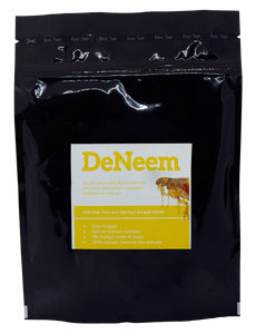 DeNeem | Highly Effective Natural Flea & Mite Killer