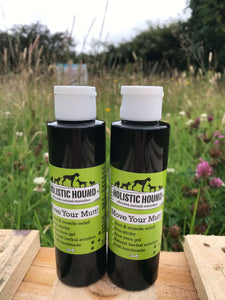 Move Your Mutt - Joint & Muscle Relief for Stiff Dogs