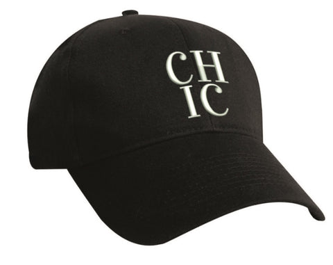 CHIC Hat - Black