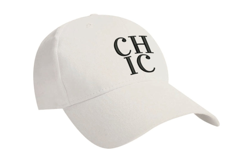 CHIC Hat - White