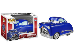 Funko Pop! Disney Cars - Doc Hudson Figur - Wonderland World